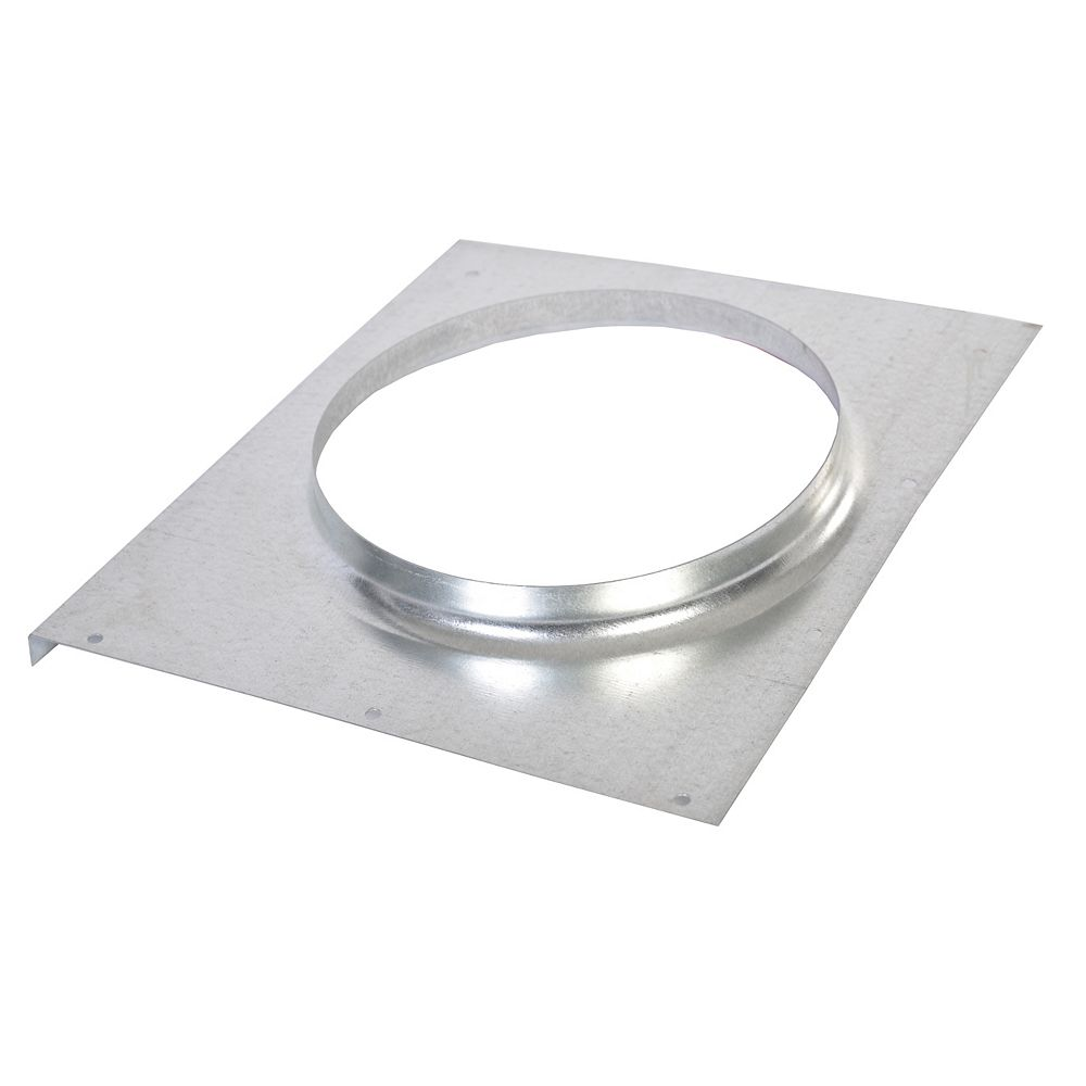 Broan-NuTone Range Hood 7 inch Round Duct Transition