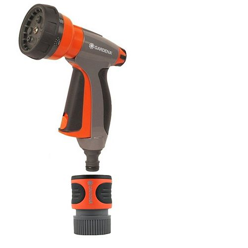 Comfort Multi Pattern Adjustable Nozzle