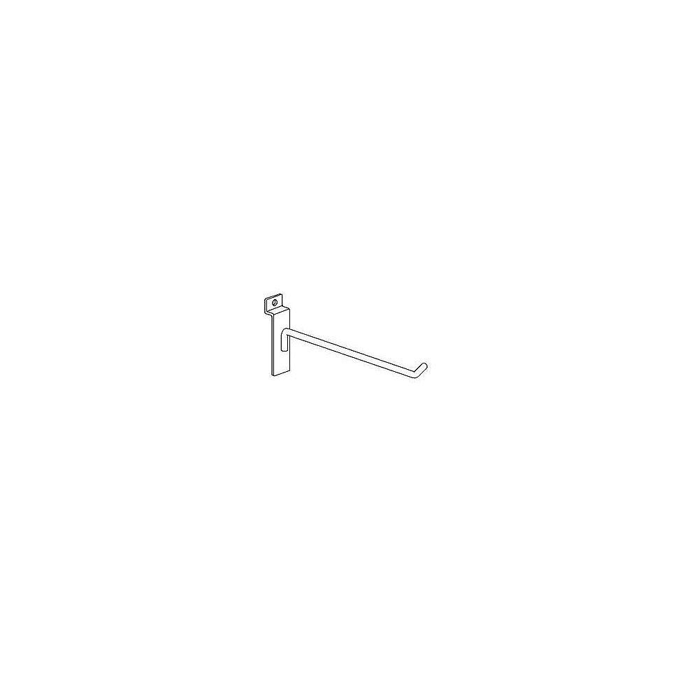 Goodfellow Accessoire pour Slotwall #2814-8C crochet filaire de 8po chromé