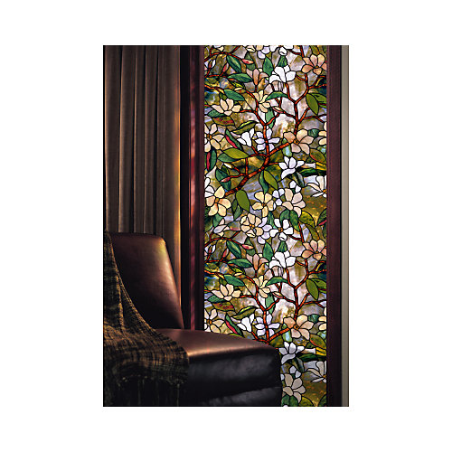 Magnolia Decorative Window Film 24 In. x 36 In.