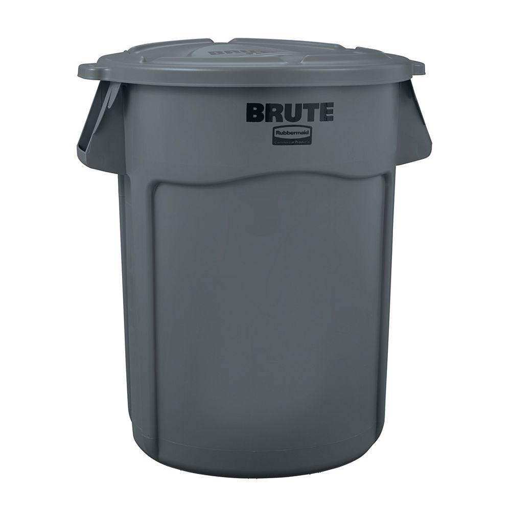 Rubbermaid 166.5 L (44-Gallon) Brute Trash Container