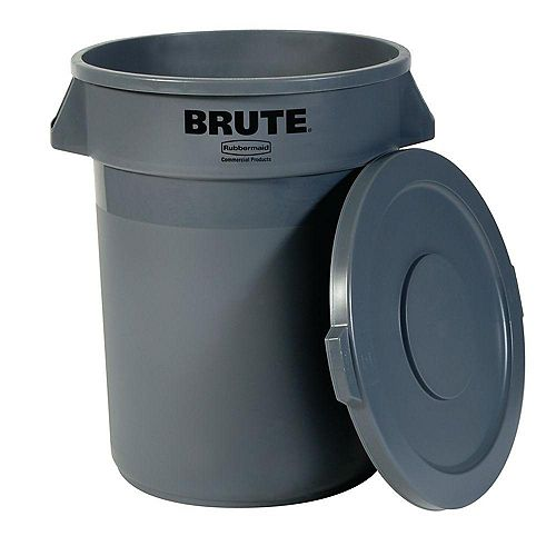 75 L (20-Gallon) Brute Trash Container