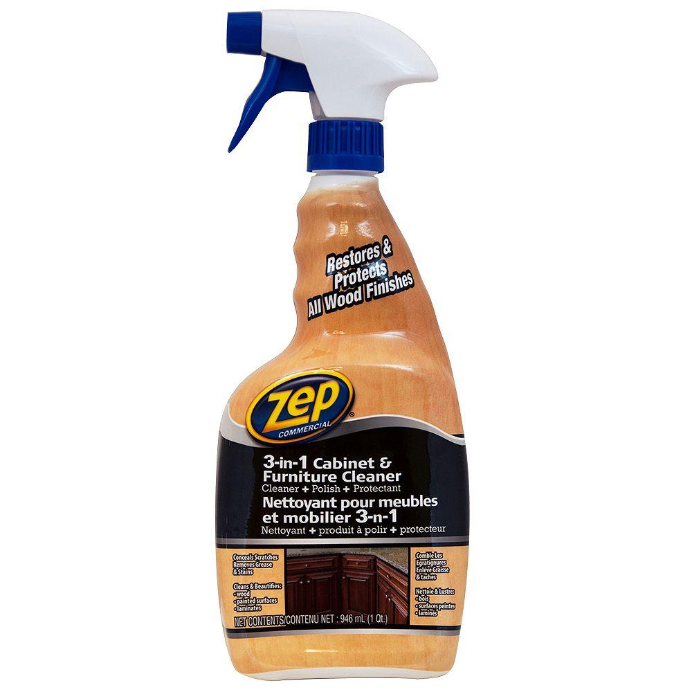 Zep Commercial Nettoyant Zep pour armoire 946 ml