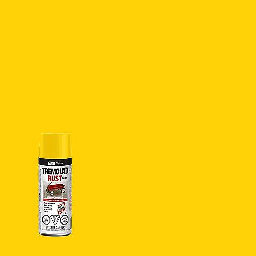 Oil-Based Rust Paint In Gloss Yellow, 340 G Aerosol Spray Paint