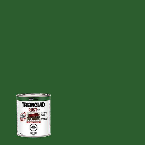 Peinture Antirouille À Base D'Huile En Vert Lustré - 946 mL