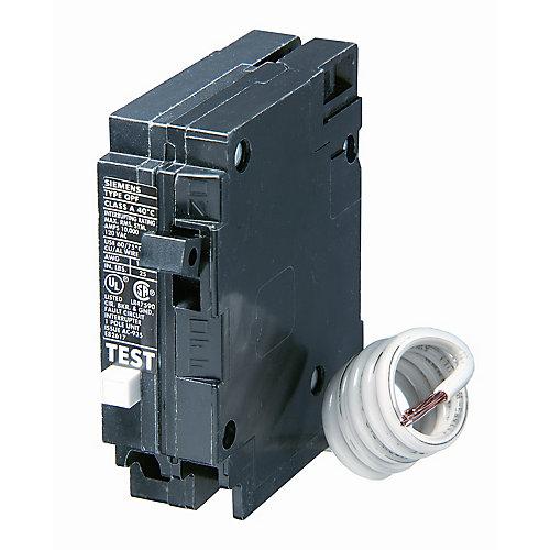 15A 1 Pole 120V Type Q GFCI Breaker
