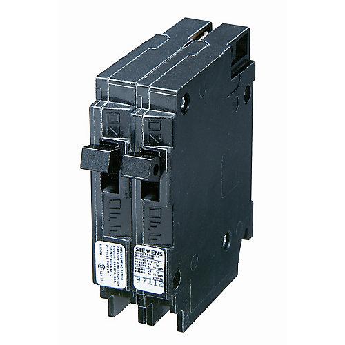15A 1 Pole 120V Twin Type Q Breaker