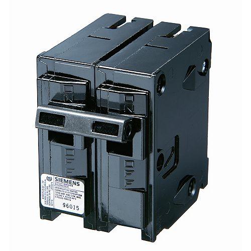60A 2 Pole 120/240V Siemens type Q disjoncteur
