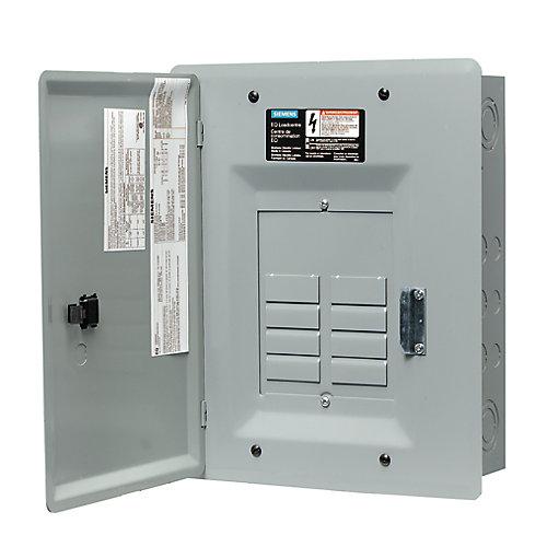8/16 Circuit 100A 120/240V  Loadcentre