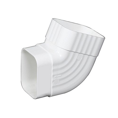 Elbows Traditional B White Vinyl