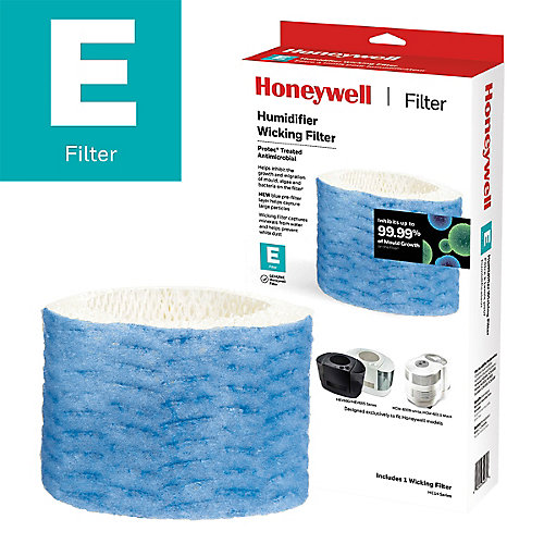 Certified Honeywell Humidifier Replacement Wicking Filter, Filter E