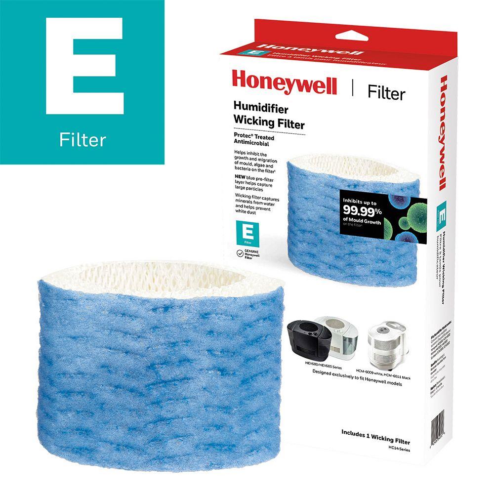 Honeywell Certified Honeywell Humidifier Replacement Wicking Filter, Filter E