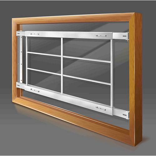Barre pour fenêtre fixe 201 D, 62-74