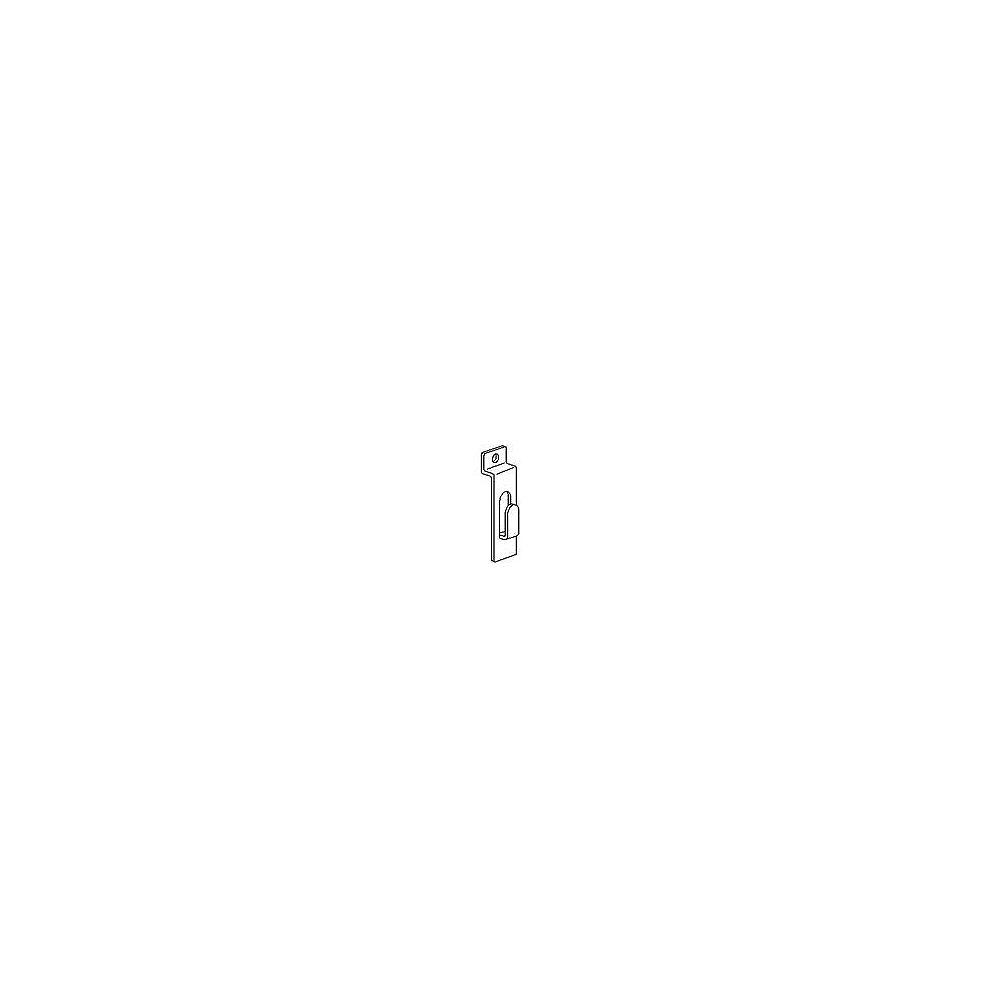 Goodfellow Slotwall Accessory #2816 Chrome Frame Hook