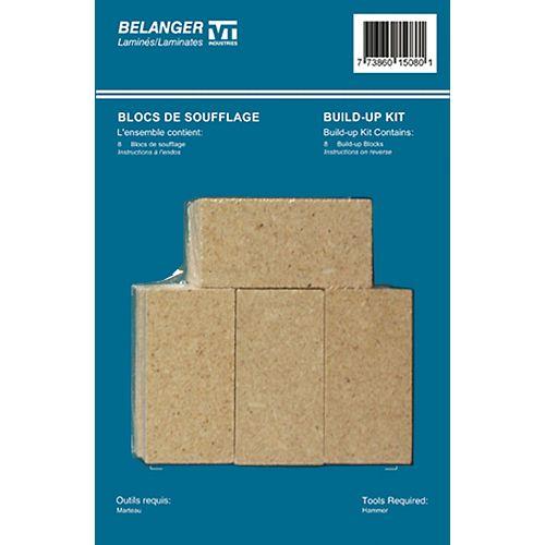 Belanger Laminates Inc Build-Up Blocks for Countertops