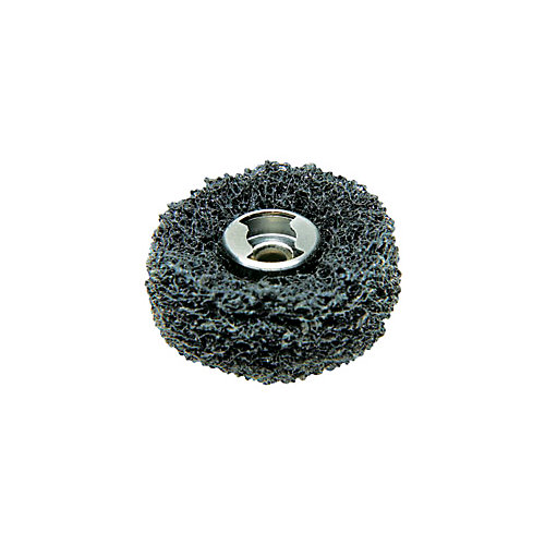 EZ Lock Coarse Grit and Medium Grit Finishing Abrasive Buffs (2-Pack)