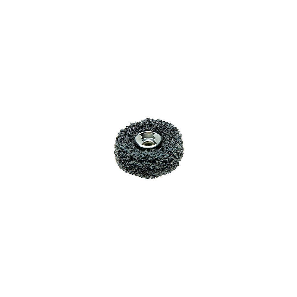 Dremel EZ Lock Coarse Grit and Medium Grit Finishing Abrasive Buffs (2-Pack)