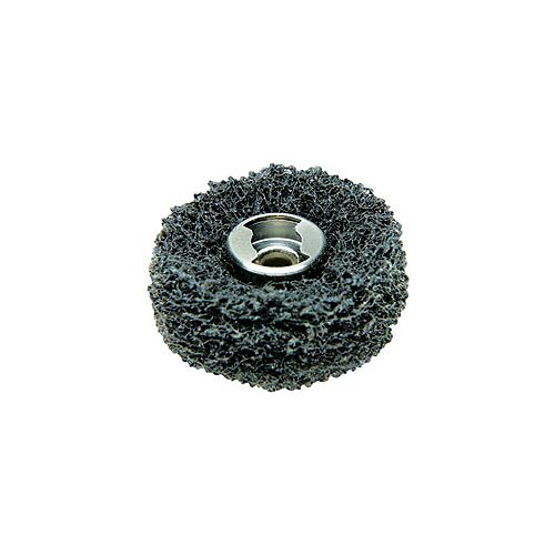 EZ Lock Coarse Grit and Medium Grit Finishing Abrasive Buffs (2-Pack)