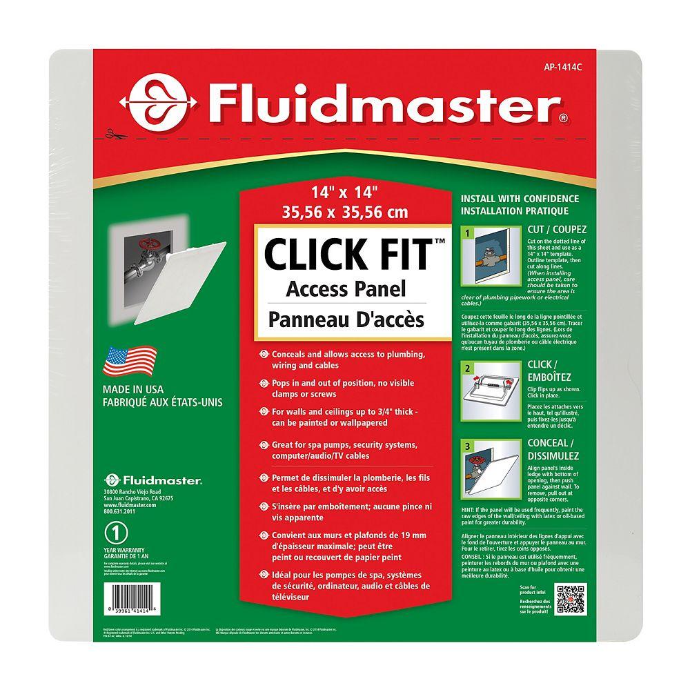 """Fluidmaster Access Panel 14"""" X 14"""""""