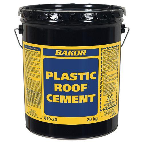 810-20 Plastic Roofing Cement 20 kg