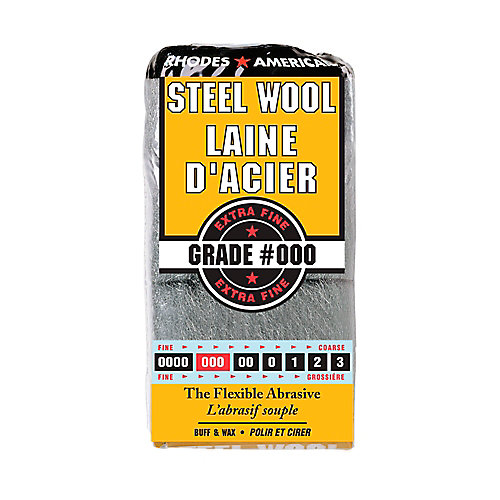 #3/0 12 Pad Steel Wool