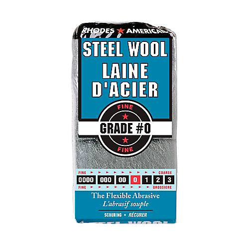 #0 12 Pad Steel Wool