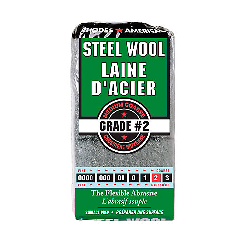 #2 12 Pad Steel Wool