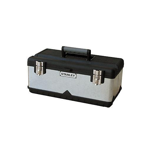 20 In. Metal / Plastic Tool box