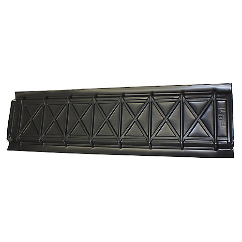 14 inch x 4 ft. Rafter Vent