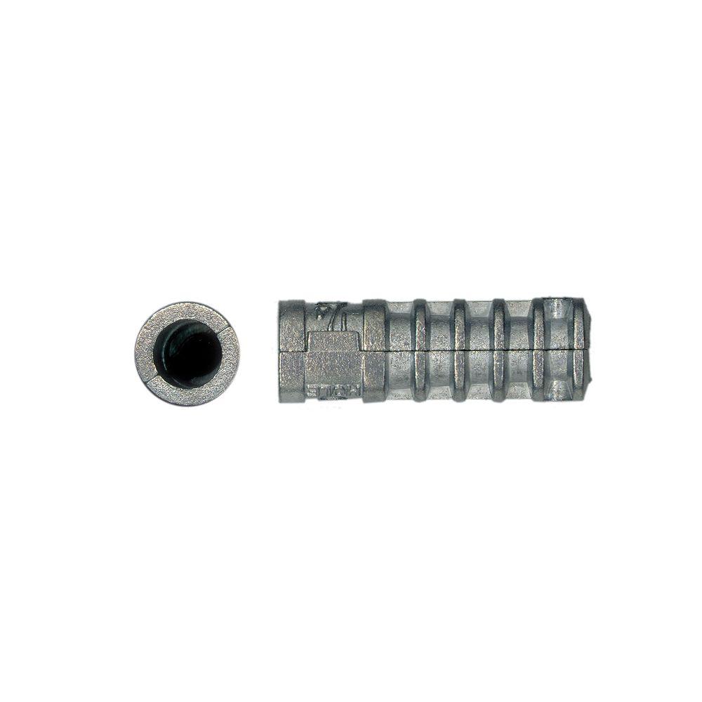 Paulin 5/16-inch x 1-3/4-inch Long Size Lag-Shield Anchor 1/2-inch Drill Size