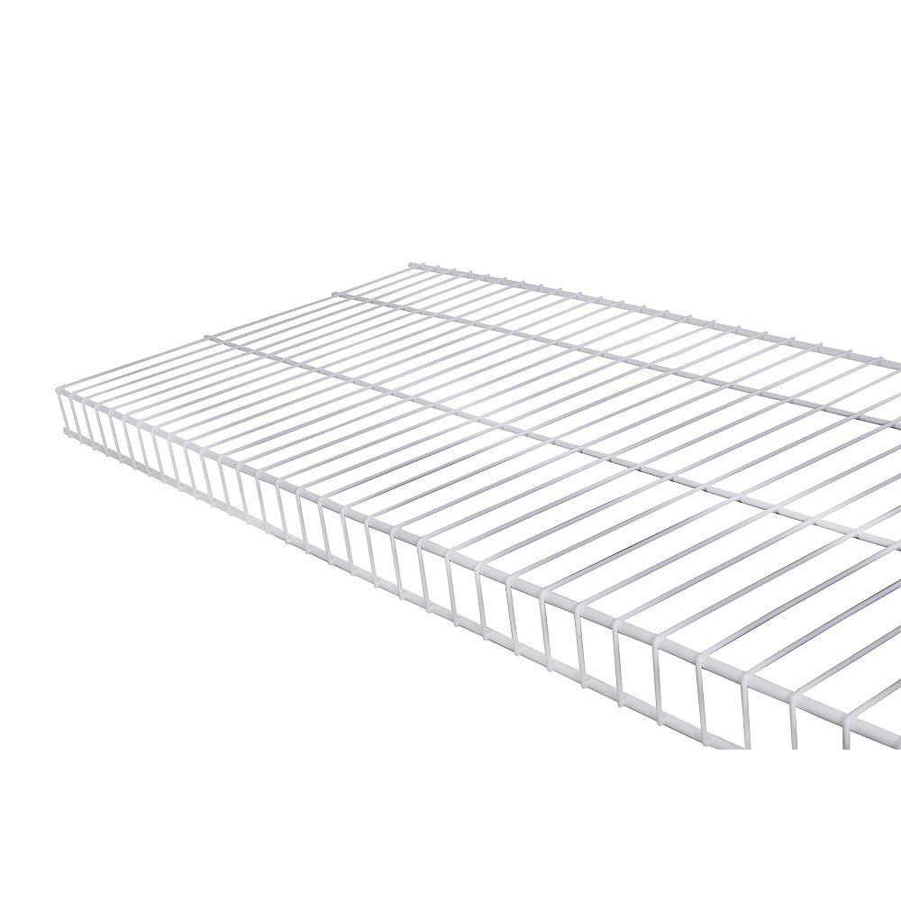 Rubbermaid Linen 16-inch x 12 ft. Shelf
