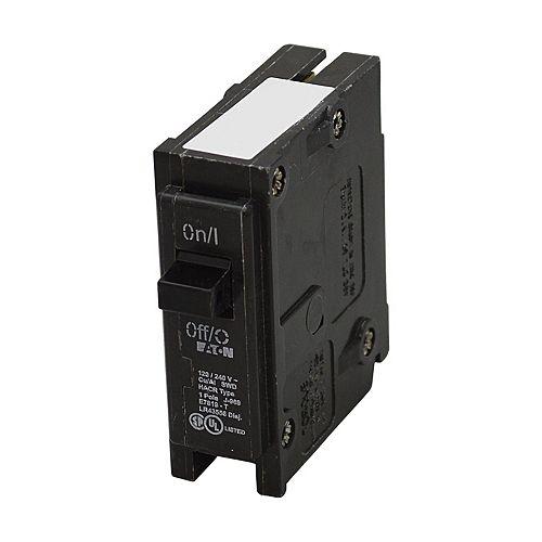 Disjoncteur de remplacement enfichable Type Br - 1P 15A
