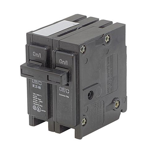 Disjoncteur de remplacement enfichable Type Br - 2P 50A