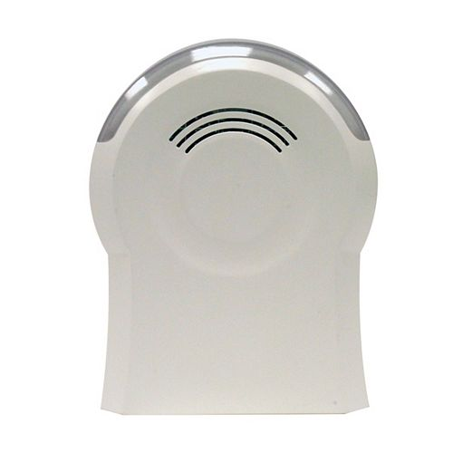 Hampton Bay Wireless Table Top Strobe Door Bell Kit