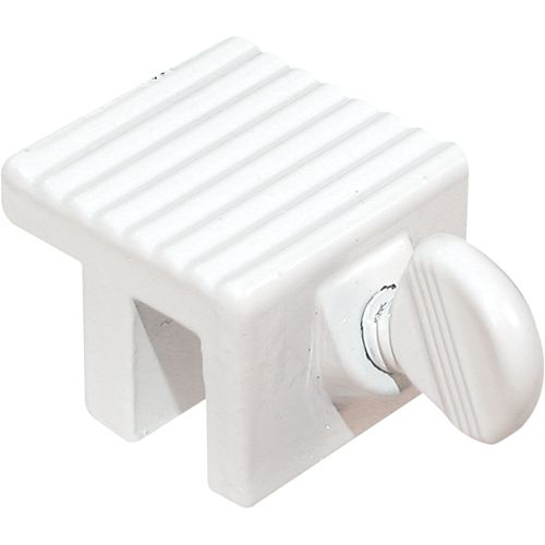 Sliding Window Lock in White