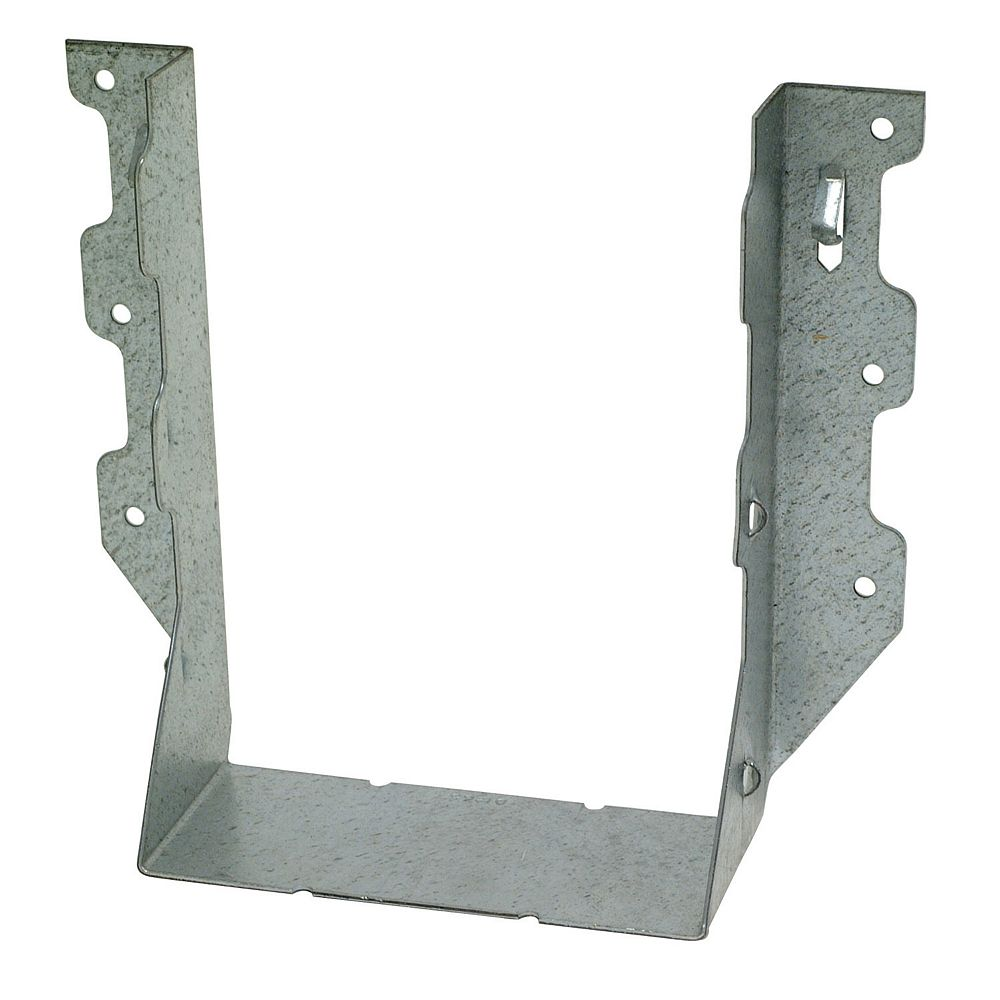 Simpson Strong-Tie LUS ZMAX Galvanized Face-Mount Joist Hanger for Triple 2x8
