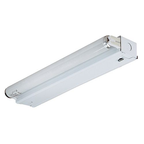 Lithonia Lighting 18 In. T12 Single Side Strip Light