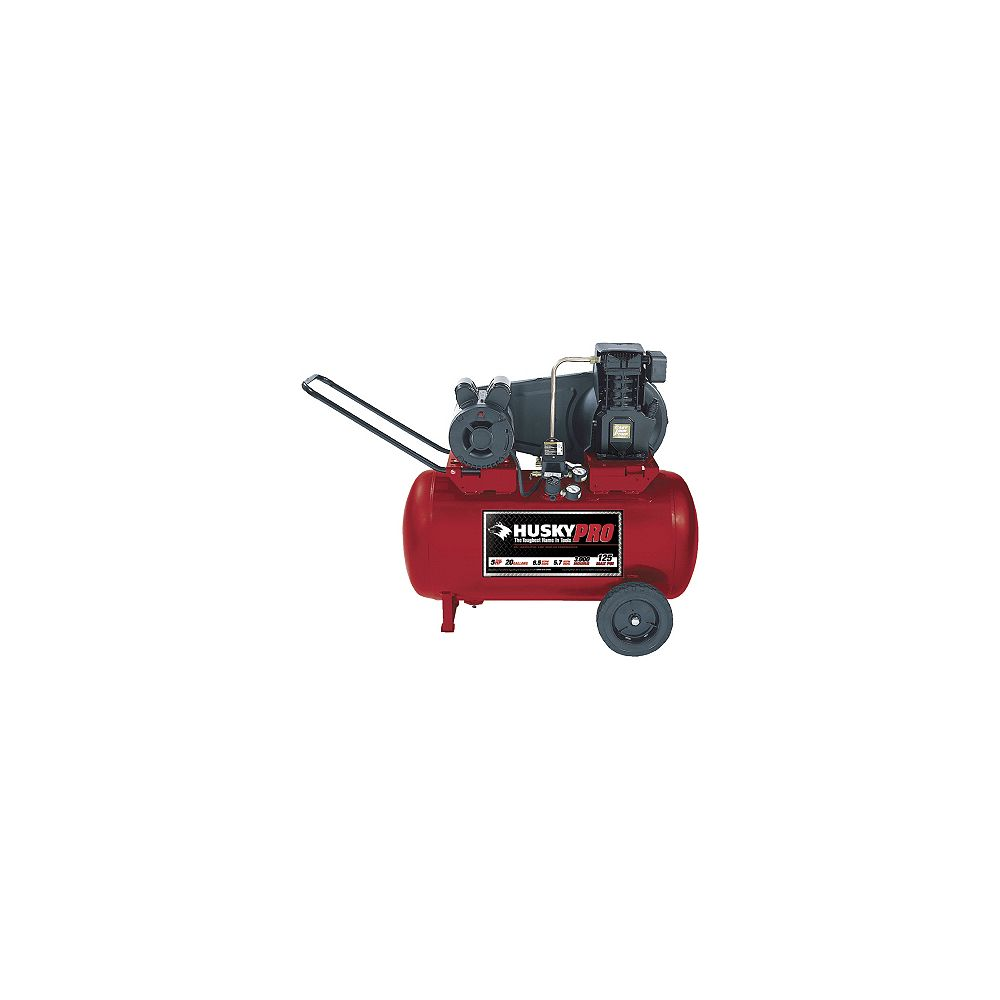 Husky Single Stage Air Compressor - Reconditioned