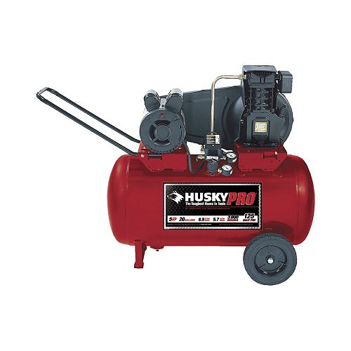 Single Stage Air Compressor - Reconditioned