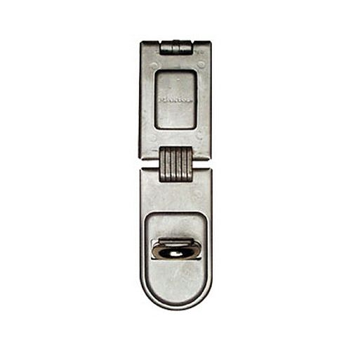 Master Lock 6-1/4 In. Hinged Hasp