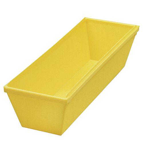 Bassin en plastique pour composé à joints de 12 po (30,5 cm)