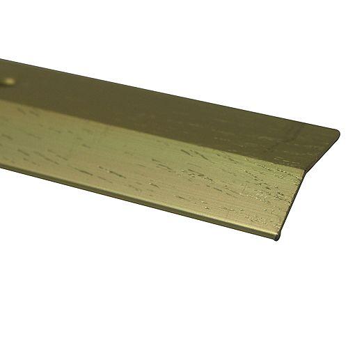 1-1/2IN EQUALIZER - 6FT - HAMMERED GOLD
