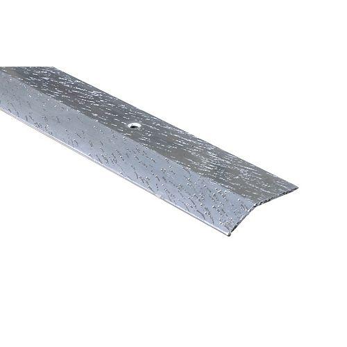 1-1/2 Inch Equalizer - 12Ft - Hammered Silver