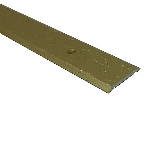 1 Inch Seambinder - 12Ft - Hammered Gold