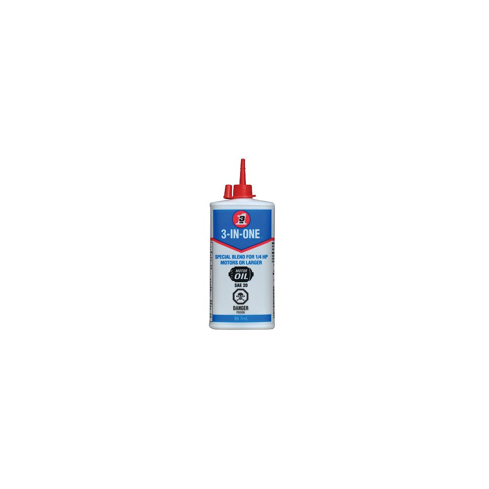 WD-40 3-IN-ONE Electric Motor Oil