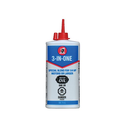3-IN-ONE Electric Motor Oil