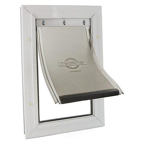 Aluminum Pet Door, Large