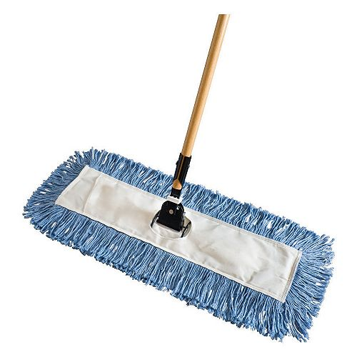 5-inch x 24-inch Kut-A-Way Dust Mop with Handle