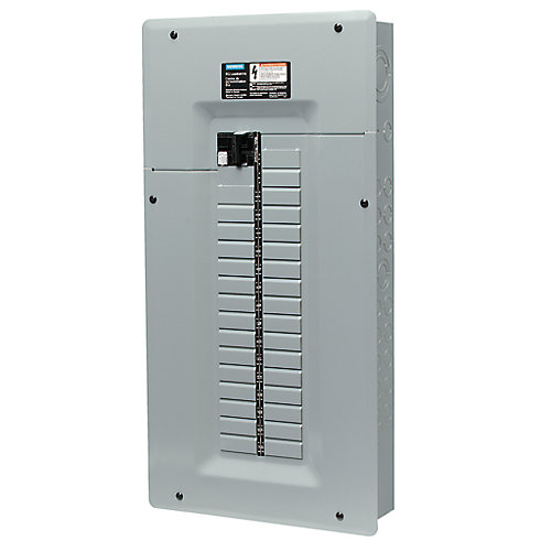 32/64 Circuit 100A 120/240V Panel Pack With Main Breaker