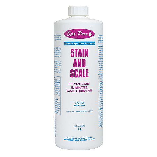 1L Stain and Scale Preventer
